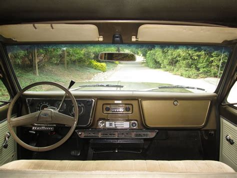 1970 Chevy C10 Interior by Low Original 1970 Chevrolet Suburban C10 Bring A Trailer