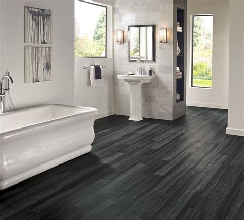 vinyl flooring bathroom is the right choice bathroom ideas 69 best luxury vinyl flooring images on pinterest luxury