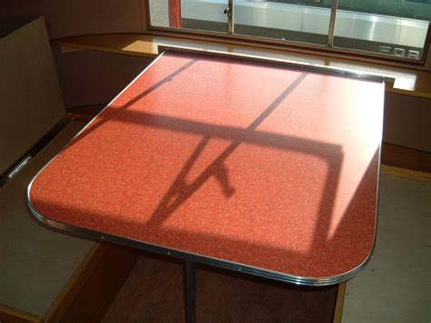 rv dinette table dimensions