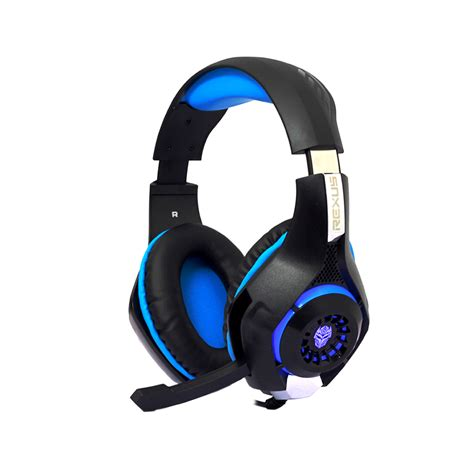 Headphone Rexus F55 Gaming Vonix With Mic Led T1910 1 rexus vonix f55 rexus official store
