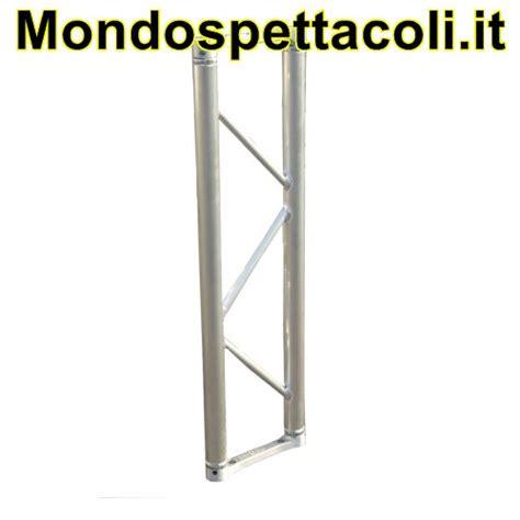 tralicci alluminio p30 traliccio in alluminio sezione piana lato 29 cm l 10