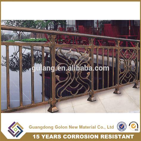 geländerteile edelstahl golon fabrik verkauf outdoor schmiedeeisen treppengel 228 nder