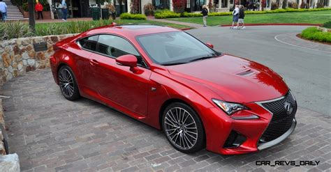 lexus rcf red 2015 lexus rc f ultra in red flawless animations