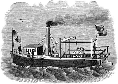 steamboat history development of the steamboat 1787 1900 timeline