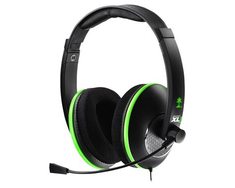 Headset Xbox 360 xl1 licenced xbox 360 gaming headset turtle