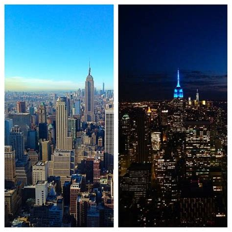 Bed And Breakfast Sonoma County Day Vs Night Picture Of Top Of The Rock Observation Deck