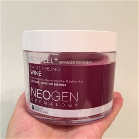Neogen Biopeel Gauze Peeling Wine Neogen Dermalogy Bio Peel Gauze Peeling Wine Bellyrubz
