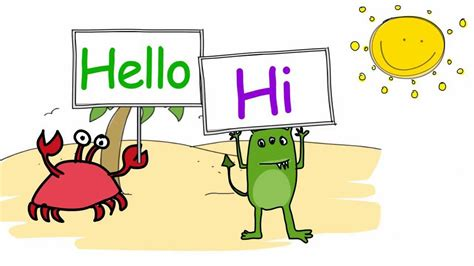 greeting song hello song dave songs