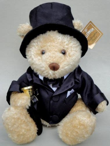 pictures of teddy bears in tuxedos pin by mandy kennett mandicrafts bears collectibles on