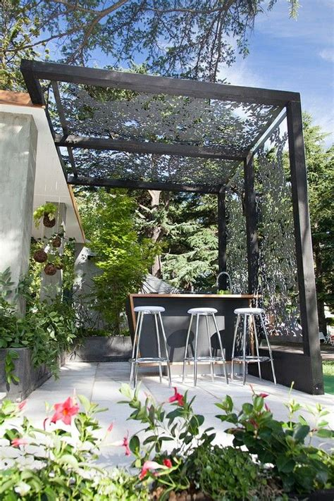 pergola screen ideas 23 modern gazebo and pergola design ideas you ll shelterness