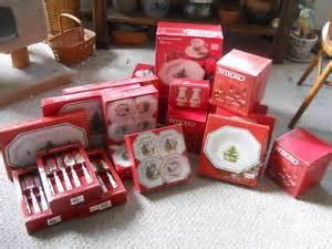 Nikko christmas china 034 christmastime 034 new for 12 free shipping