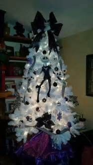 jack skellington christmas tree december 25th pinterest