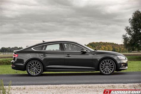 Audi S5 Sportback by 2017 Audi S5 Sportback Review Gtspirit