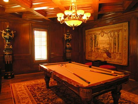 15 Homes With Amazing Pool Tables That Are Anything But An Eyesore (PHOTOS) HuffPost