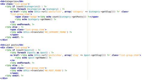zend framework 2 viewmodel layout comment choisir son framework view layout zend