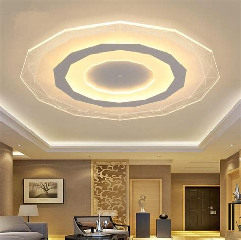 Acrylic Ceiling Lights Indoor Lighting Abajur Ceiling Led Acrylic Ceiling Lights