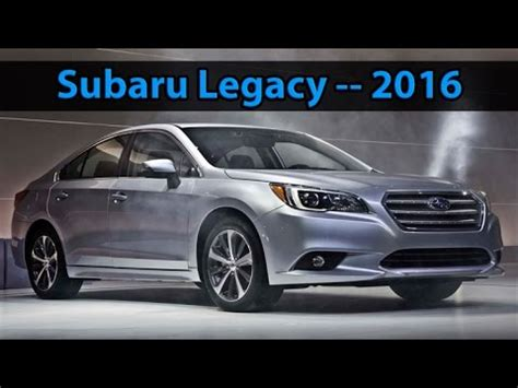 subaru legacy 2016 red subaru legacy 2016 youtube
