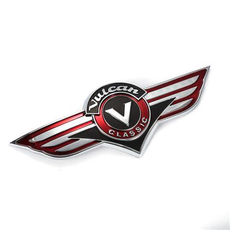 kawasaki emblem fuel gas tank emblem stickers badge decal for