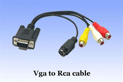 vga and rca to vga and rca wiring harness and gsmx co