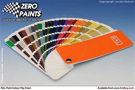 ral paints fan chart european colour range zp 6010 zero paints