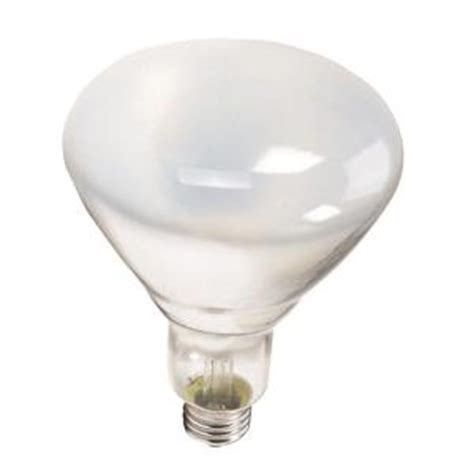 Lu Philips 65 Watt philips 65 watt incandescent br40 flood light bulb 12 pack 387795 the home depot