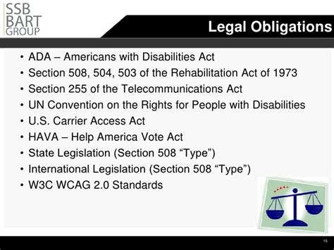 What Is Section 508 Of The Rehabilitation Act by Ssb Bart Inclusive Accessible Hr Systems Processes