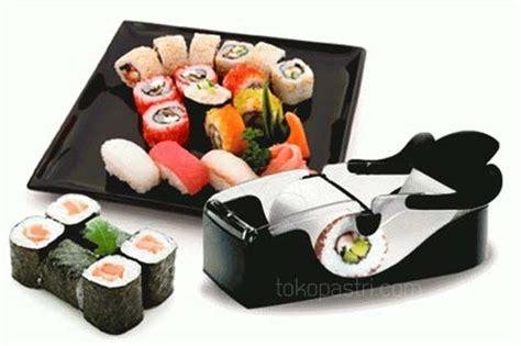 Alat Penggulung Sushi Bahan Plastik Elastis jual gulungan untuk membuat sushi sushi roll