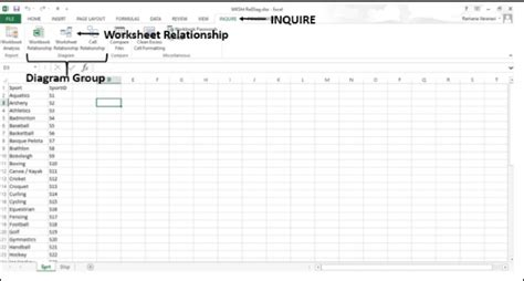 Relationship Diagram Excel 28 Images Relationship Diagram In Excel Image Collections How To Relationship Chart Template Excel