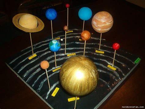 como ago una exppcicion del sisyema solar maquetas del sistema solar con icopor imagui
