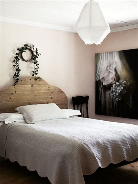 purpose of a headboard home dzine home decor rustic homes using reclaimed materials