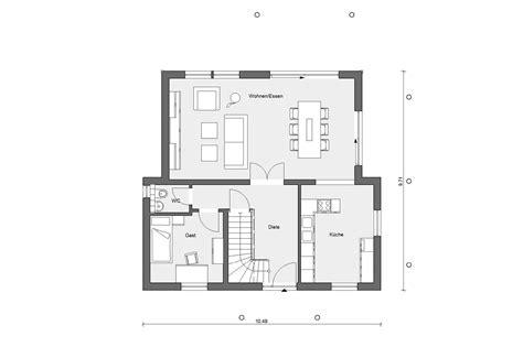 Dekoideen 187 Sch 246 Ner Wohnen Haus Grundriss Sch 246 Ner Wohnen