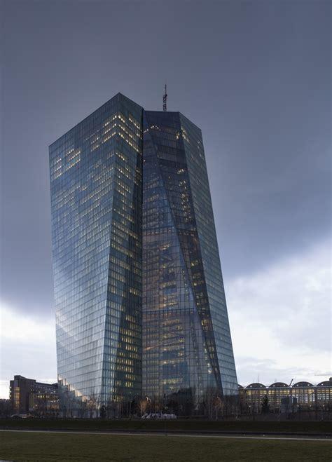 bank of america frankfurt european central bank tower pr3 e architect