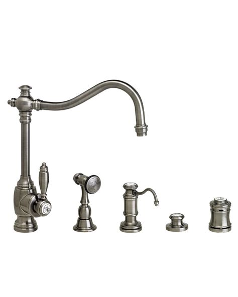 waterstone kitchen faucets waterstone annapolis kitchen faucet 4200