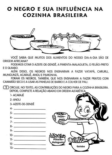 Culinária Afro-Brasileira | Pra Gente Miúda
