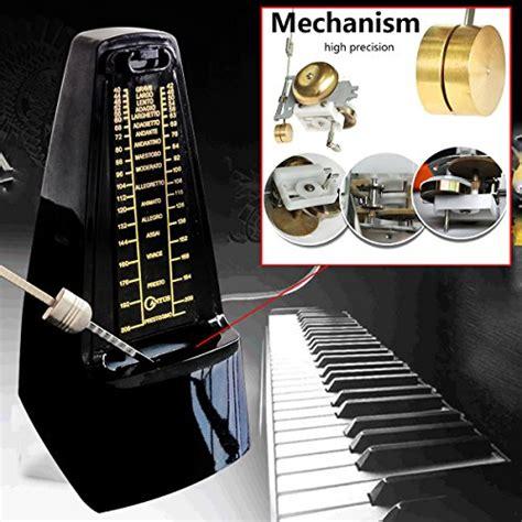 Nikko Metronome For Guitar Bass Piano Violin Cantus Mechanical Metronome For Piano Drum Violin Guitar Bassist Hq