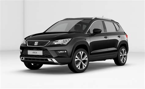seat ateca black seat ateca 2017 couleurs colors