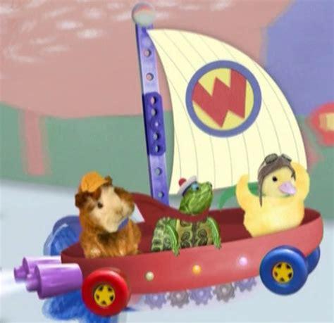 nick jr wonder pets fly boat image red back wheels flyboat jpg wonder pets wiki