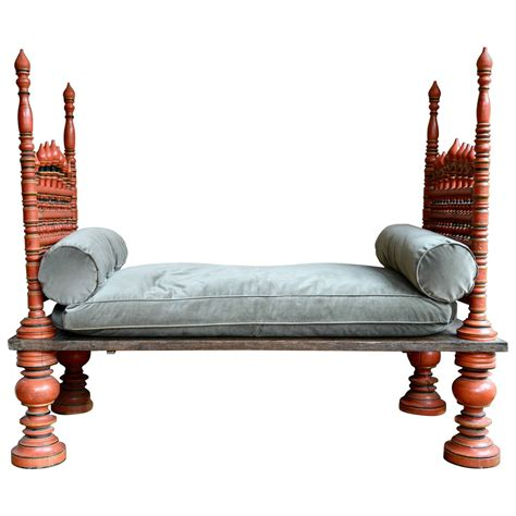 Indian Bed by 19th Century Indian Quot Maharaja Bed Quot At 1stdibs