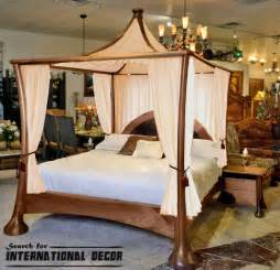 four post bed canopy 15 four poster bed and canopy for romantic bedroom