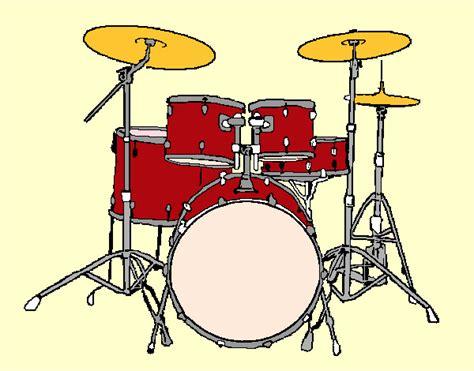 Fotos De Dibujos De Baterias Imagui | dibujo de bater 237 a de percusi 243 n pintado por adriancasa en