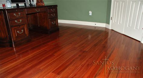 Santos Mahogany Flooring Vs Cherry by Cherry Santos Mahogany Flooring Vs