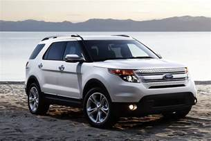 Ford Sub Top Cars 2011 Ford Explorer Suv Quot Photo Gallery