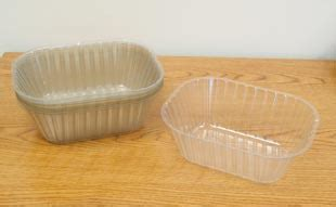 Ov 970 Hard Plastic Liner Liners Clear Plastic Planter Liners