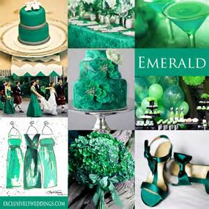 green wedding colors your wedding color green exclusively weddings