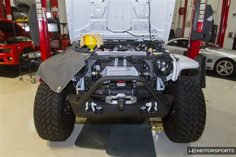 Jeep Supercharger Ripp Supercharger Jeep Jk Stage 1 Hg Performance