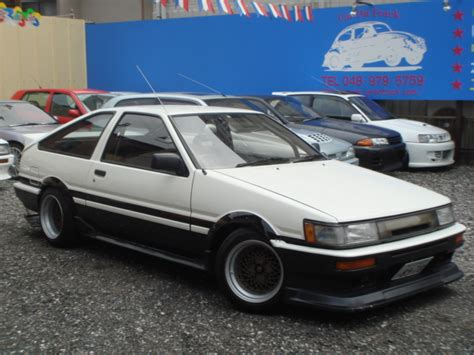 Toyota Corolla Gt For Sale In Japan Toyota Corolla Levin Ae86 Gt Apex 1987 For Sale Japan