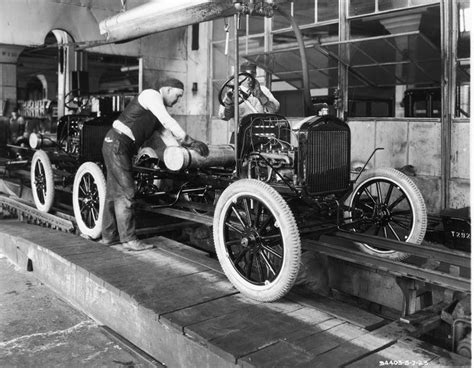 The Assembly Line Henry Ford Essay by Henry Ford And The Assembly Line