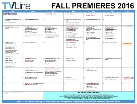 tv list for the 20162017 fall schedule on all networks fall tv lineup 2016 video search engine at search com