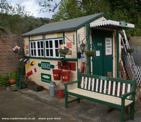 kenley signal box is an entrant for shed of the year 2012 kenley signal box workshop studio from kenley surrey