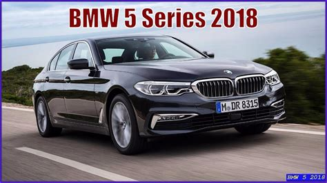 new bmw 5 series 2018 coupe review